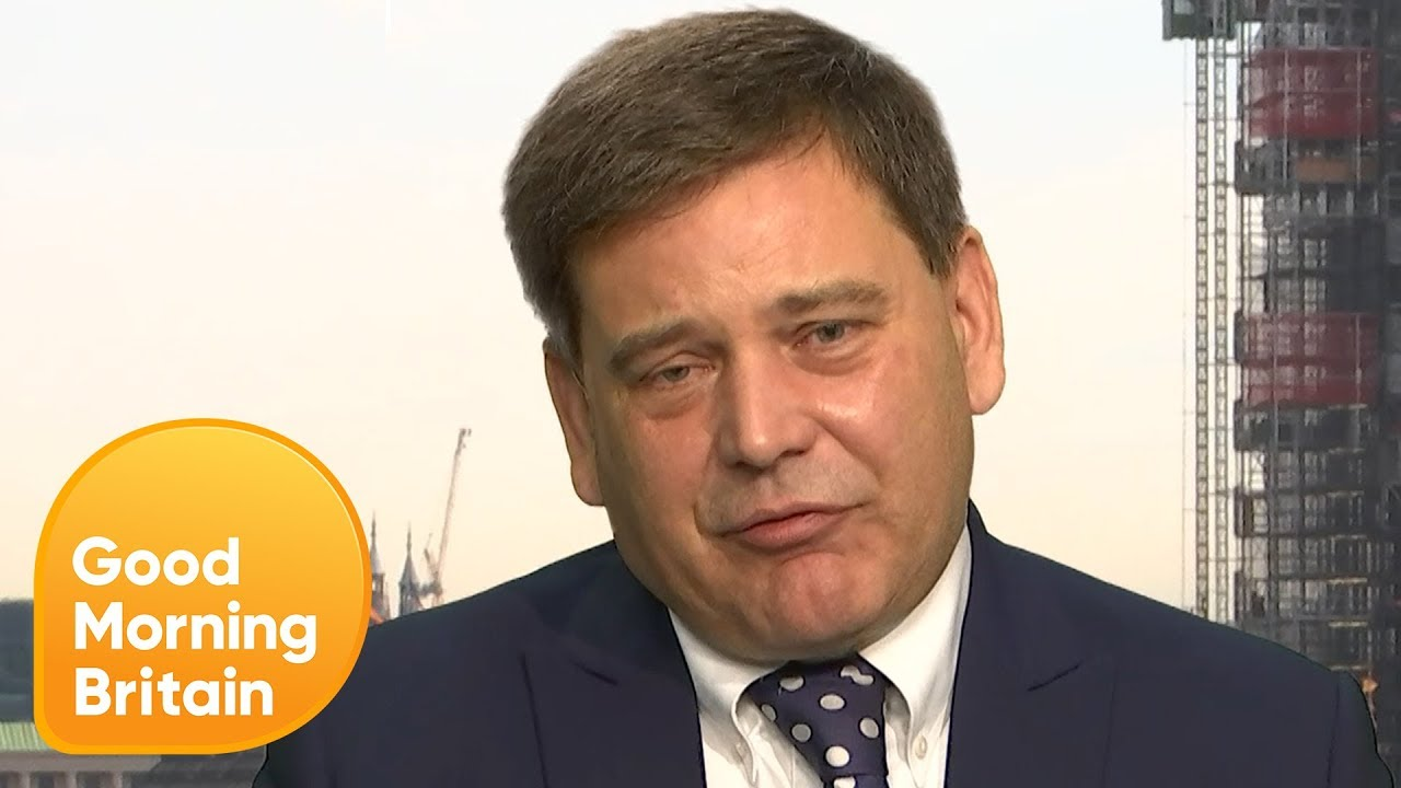 Andrew Bridgen on How There Will Be More Resignations Because of Brexit   Good Morning Britain