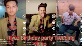 BIRTHDAY DAY SPECIAL●Riyaz Ali Specific Video Compilation《TikTok》°Comedy & Funny Video||#BigBurnBoy#