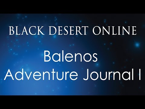 Black Desert Online Knowledge Guide | Eastern Balenos