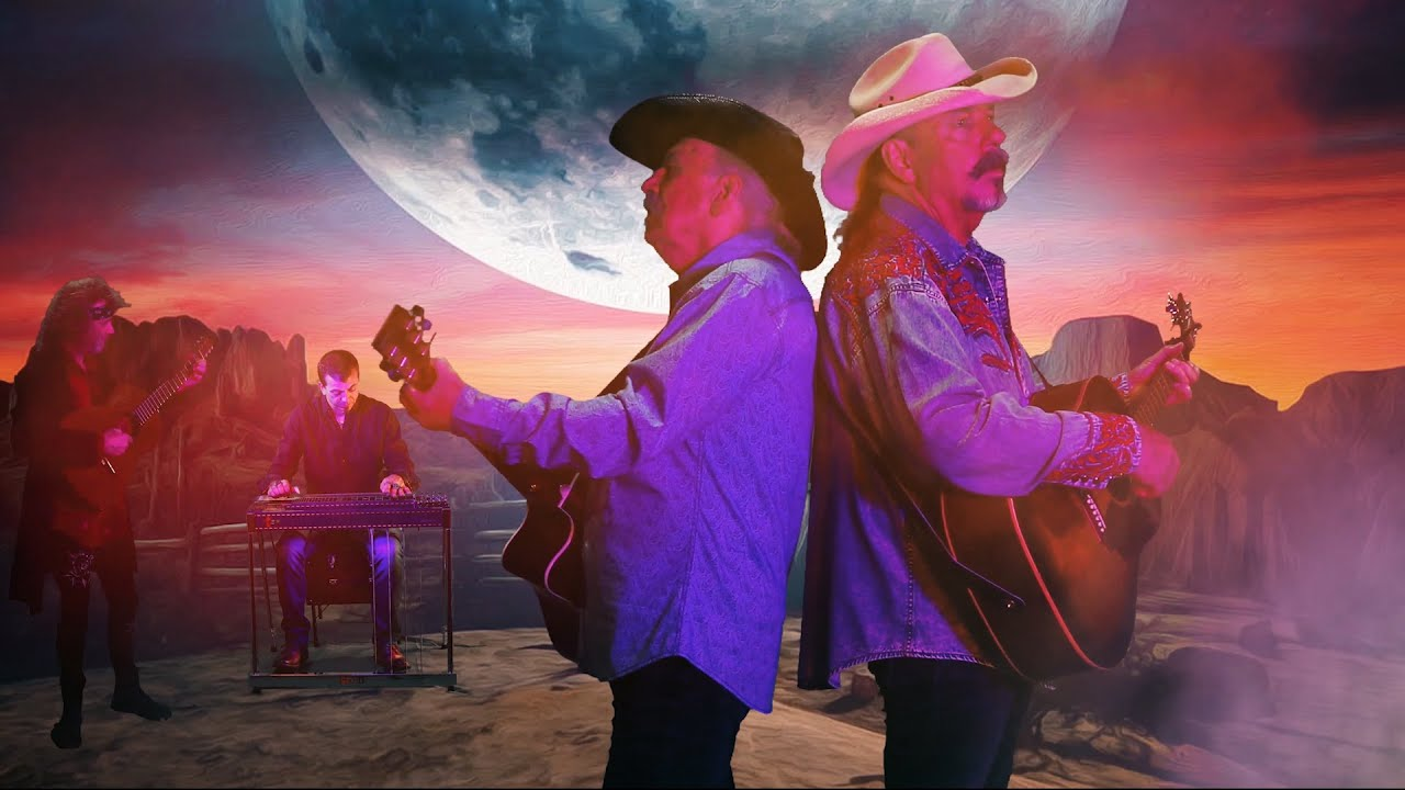 Bellamy Brothers - Over The Moon