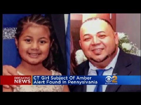 AMBER Alert Canceled After Connecticut Girl Found Safe