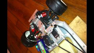 My Homemade RC car 1/5 part 1