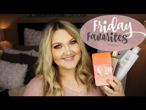 FRIDAY FAVORITES & FLOPS | TOO FACED, TRADER JOES, LALICIOUS