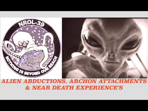 Testimony of a Targeted Individual in the UK - Archons, Spiritual Attachments & UFO's