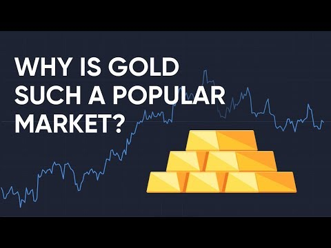 Why is Gold Trading so Popular?