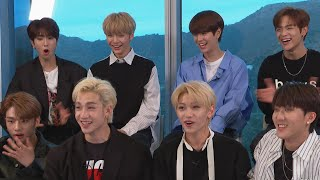 Stray Kids Answer Burning Questions About Each Other!