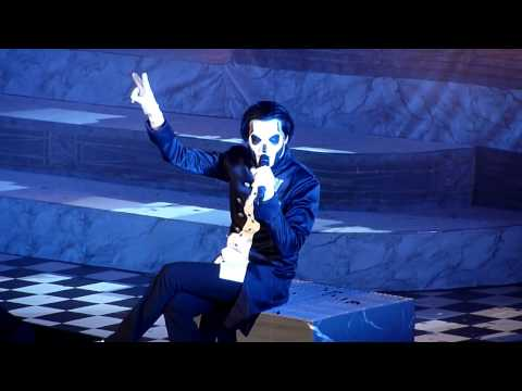 Ghost - Papa talking & Monstrance Clock - live @ Kings