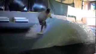 The Best Wave Pool. Barreling Surf –...