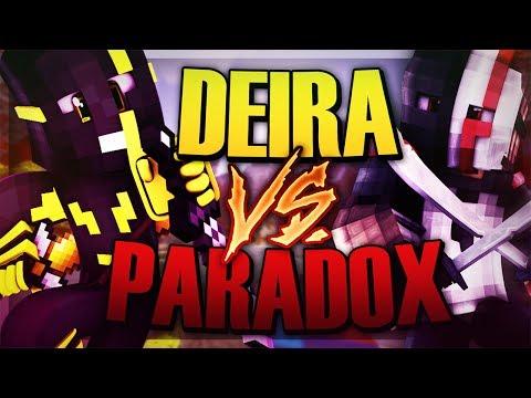 PARADOX VS DEIRA, MATCH DE TEAM RUSH DE OUF !