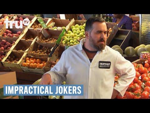 Impractical Jokers - Q Quits | TruTV