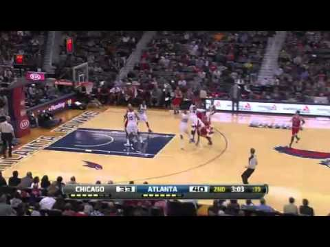 Atlanta Hawks | 2012-13 Season Top 10 Plays