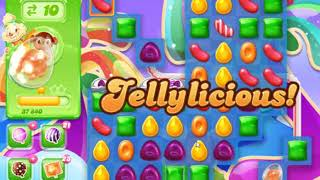Candy Crush Jelly Saga Level 1057