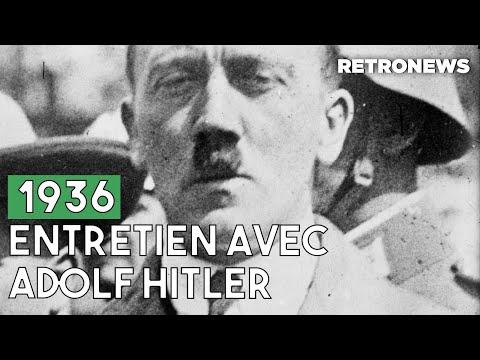 Hitler interviewé par Paris-Soir