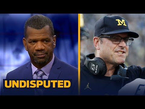Rob Parker: 'Michigan is the most overrated college football program'   CFB   UNDISPUTED
