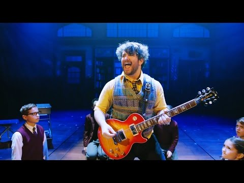 Broadway Show Clips: Andrew Lloyd Webber's SCHOOL OF ROCK, Starring Alex Brightman & Sierra Boggess