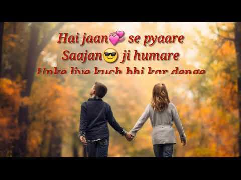Aaj Unse Kehna Hai Hamein | Whatsapp Status Video