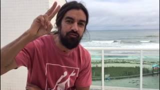 Armandinho show em Santos - SP