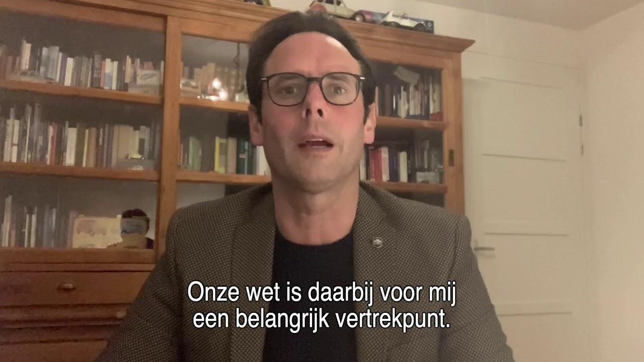 Rechtdoen volgens Harm-Jan van Schaik