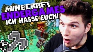 ICH HASSE EUCH TÜRMCHENBAUER! ✪  Minecraft ENDERGAMES - Enterhaken KIT!
