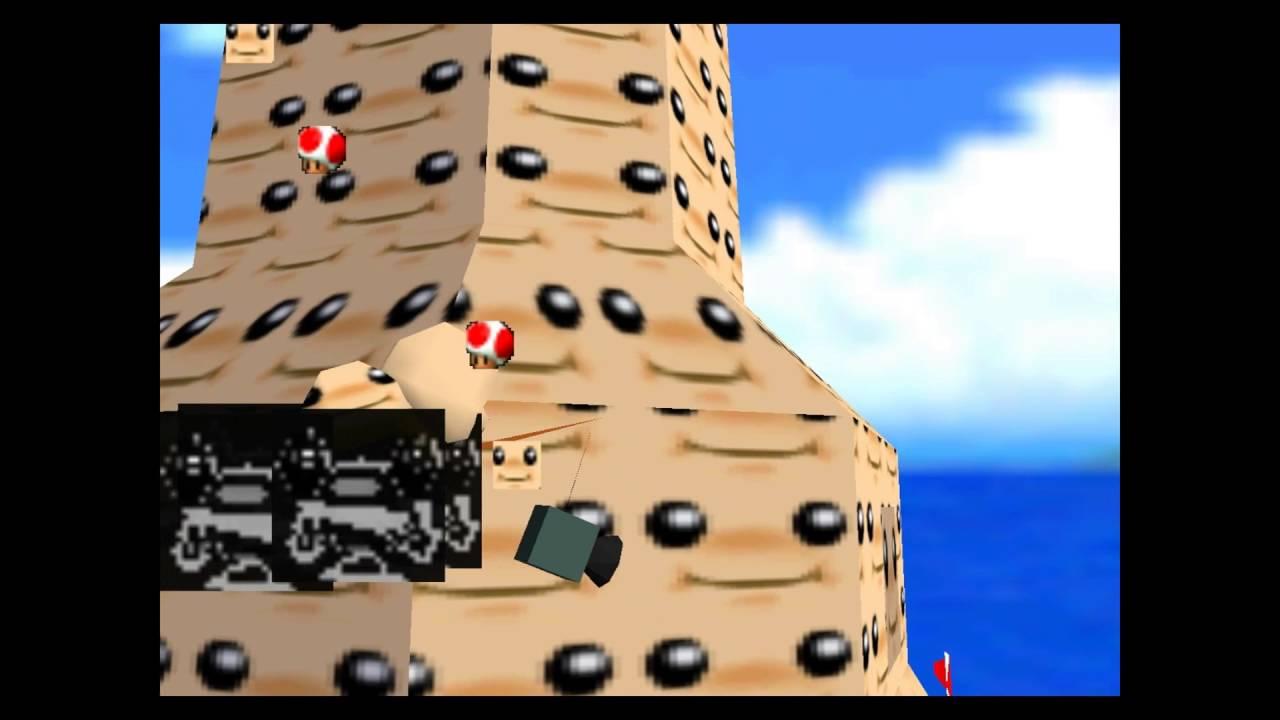 Super Mario 64 Rom Hack Lets You Play as Rosalina & More