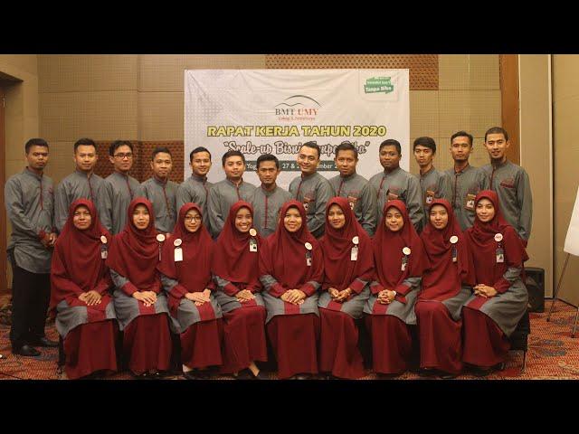 Rapat Kerja BMT UMY, Program Kerja Tahun 2020