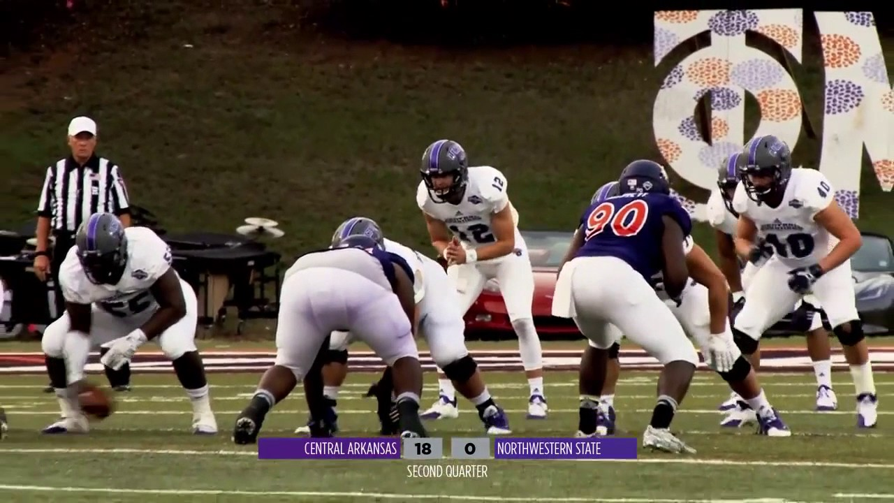 desmond smith uca career football highlights desmond smith uca career football highlights