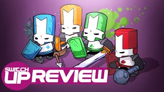 Castle Crashers Remastered Switch Review - BEAT 'EM UP ACTION!