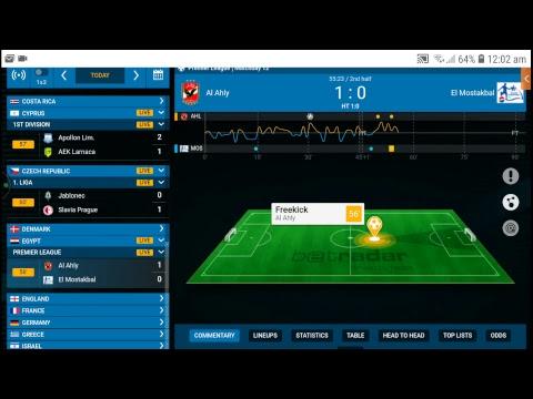 Al Ahly Vs Nogoom FC Live