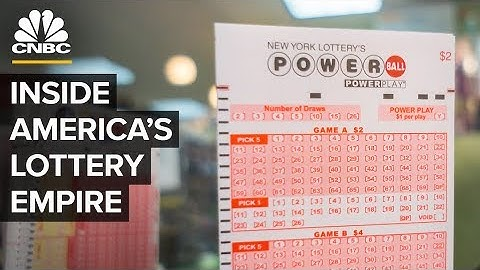 How Mega Millions And Powerball Jackpots Grew So Large