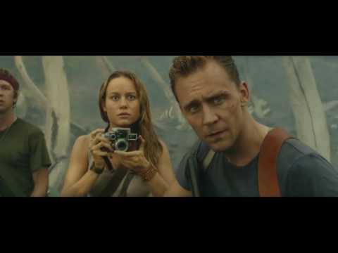 Kong Skull Island - Kong Ostrov lebek 2017 Trailer HD