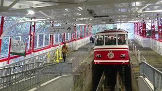 【南海 高野山ケーブルカー】極楽橋出発 ラストランまで、後1日‼️