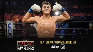 Vito Mielnicki Jr. Has One Thing On His Mind: Redemption | Time Out with Ray Flores