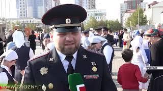 В Чечне появилась дорожная лаборатория для самых юных участников дорожного движения