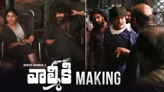 Valmiki Movie Making | Varun Tej, Atharvaa, Pooja Hedge | Harish Shankar. S | Mickey J Meyer