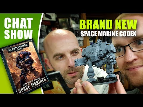 Weekender: New Space Marine Codex & Redemptor Up Close + The Future Of Wild West Exodus