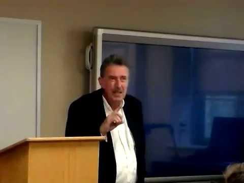 Ronald Bogue's Illuminations Lecture