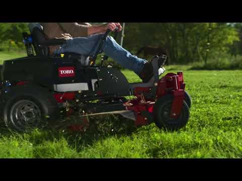 Toro The Brand Professionals Trust - Timecutter HD With MyRide German