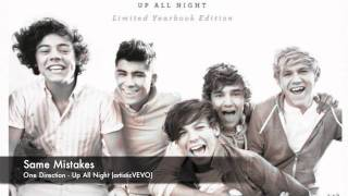 One Direction - Same Mistakes (Album Version)