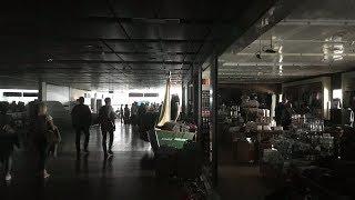 KURZSCHLUSS: Stromausfall legt Hamburger Flughafen lahm