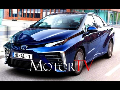 TECHNOLOGY : TOYOTA MIRAI FCV l  Fuel Cell System Toyota Explained (ENG)