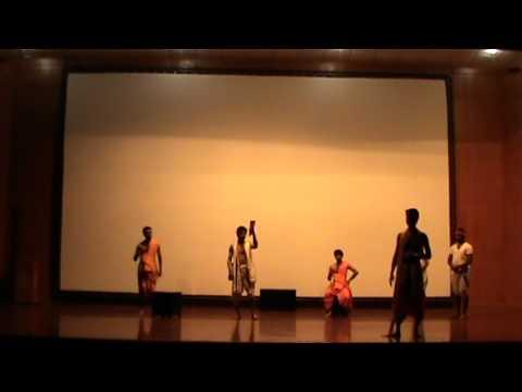 Pahla raja Part 1..DST Auditorium University of Hyderabad