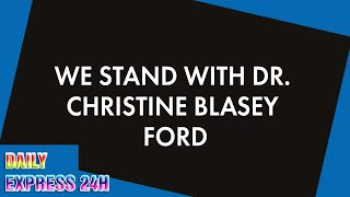 599 alumnae from Christine Blasey Ford's high school sign letter saying they support her