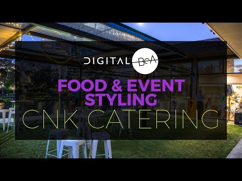 Biz Events Asia speaks to CNK Catering on food and event styling