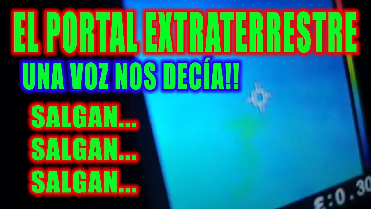 EL PORTAL EXTRATERRESTRE ⚠️⛔EL REGRESO⛔⚠️