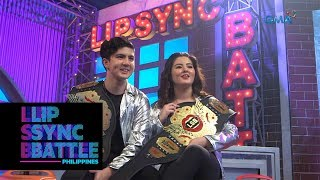 Mavy and Cassy Legaspi's Winner Moment | Lip Sync Battle Philippines