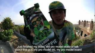 Fernando Yuppie Eats Wheels - ABEC 11 Skateboarding