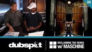 "Reclaiming the Remix w/ Maschine Ep 6: Kanye West ""Diamonds from Sierra Leone"" w/ Devo Springsteen"