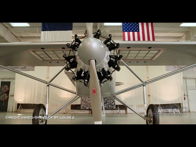 Airborne 01.13.21: Spirit of St Louis TWO, Drone Bets, Tecnam v COVID