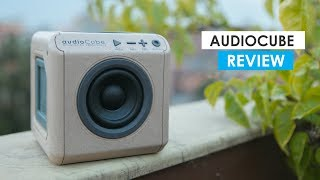 Allocacoc Audiocube (Wooden) Review!