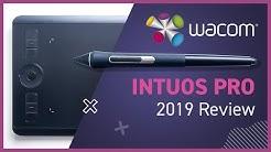 Wacom Intuos Pro 2019 pen tablet review
